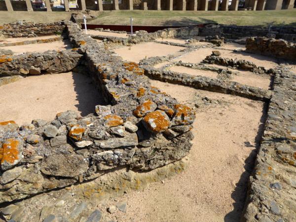 Roses ciutadella Freibeuter Reisen römische ruinen