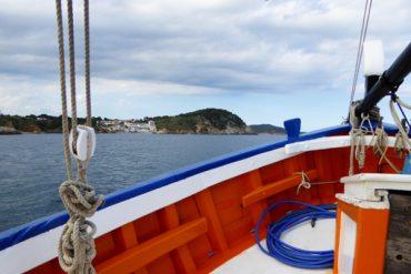 Telamarinera – mit der alten Rafael an der wilden Küste 7