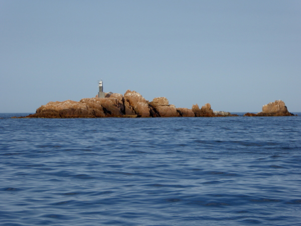 Telamarinera RAfael boot Costa Brava Freibeuter reisen. ameiseninsel