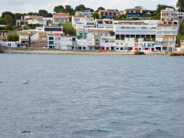 Telamarinera RAfael boot Costa Brava Freibeuter reisen. bucht