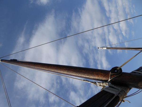 Telamarinera RAfael boot Costa Brava Freibeuter reisen. segelschiff