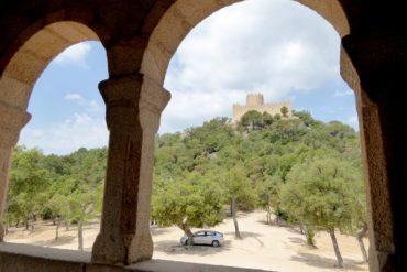 Mittelalterliche Burgen an der Costa Brava 2