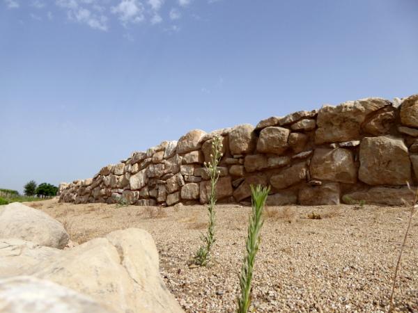 stadtmauer archäologische ausgrabungen iberer siedlung Arbeca freibeuter reisen