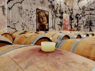 Kunst inmitten der Weinberge ? Cellar Mas Blanch i Jové 1
