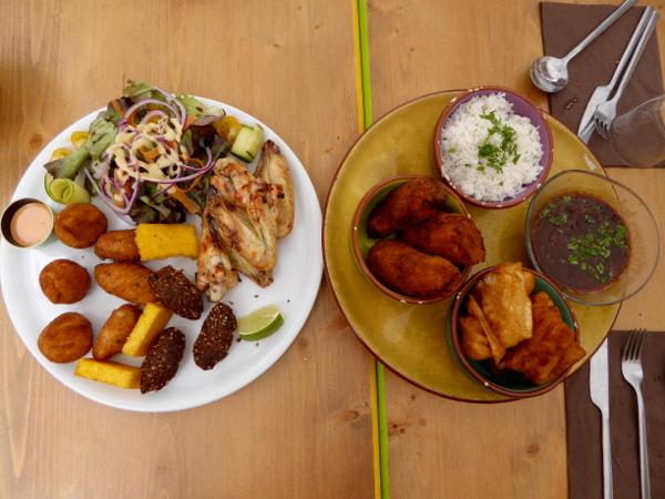 Brasilianisches Restaurant Perpginan Freibeuter Reisen