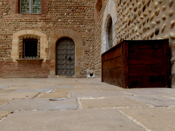 Burg Palast Mallorca Perpignan Freibeuter Reisen