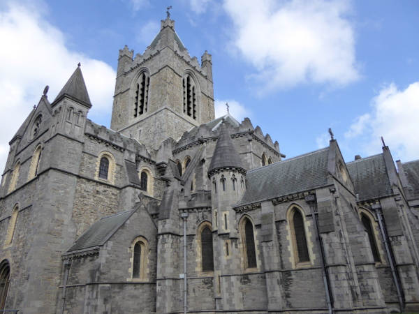 Dublin Christchurch Cathedral_freibeuter-reisen