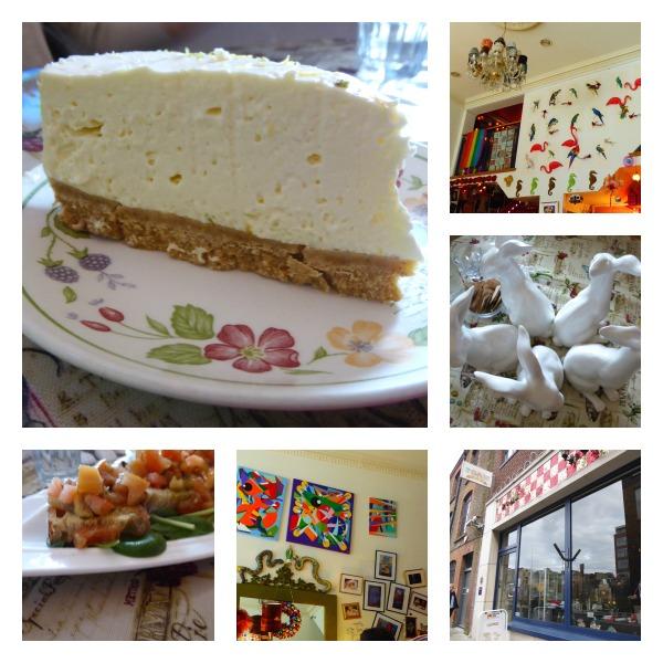 Dublin Foam Cafe Freibeuter reisen