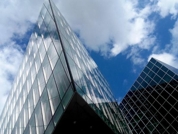 Dublin Hafen viertel Architektur Freibeuter Reisen