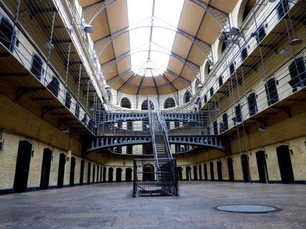 Dublin Kilmainham Gaol freibeuter reisen