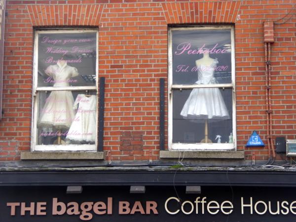 Dublin Wedding Kleider Bagle Bar Freibeuter Reisen