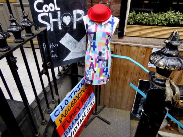 Dublin cool shop Shopping Freibeuter reisen