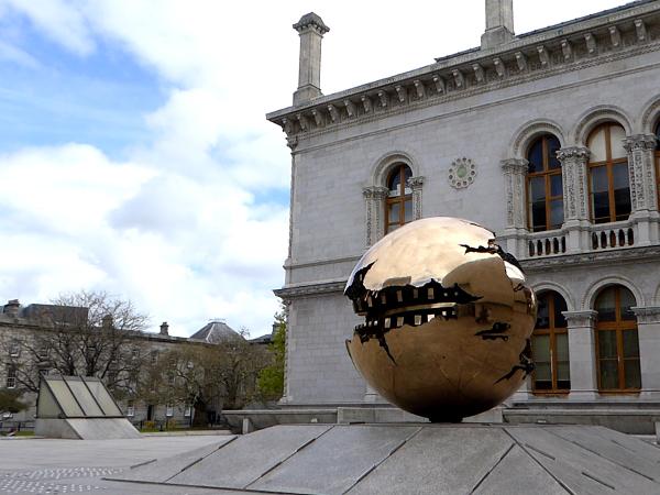 DublinTrinity Kugel Freibeuter reisen