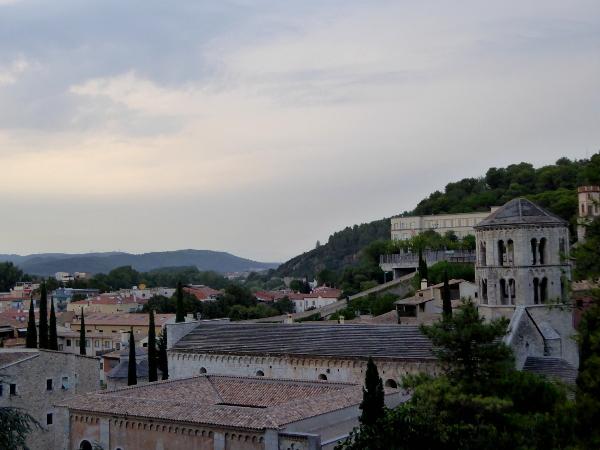 Girona abends Freibeuter Reisen