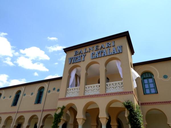 Hotel Balneari Vichy Catalan Caldes de Malavella Freibeuter Reisen