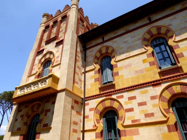 Modernisme Vichy Catalan Caldes de Malavella Freibeuter Reisen