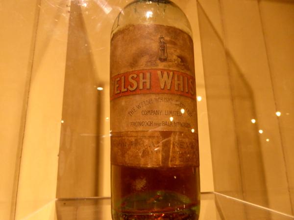 Penderyn Destillerie Wales Whisky Freibeuter Reisen alter walisischer Whisky