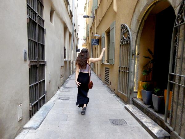 Perpignan Altstadt Freibeuter Reisen Linchen