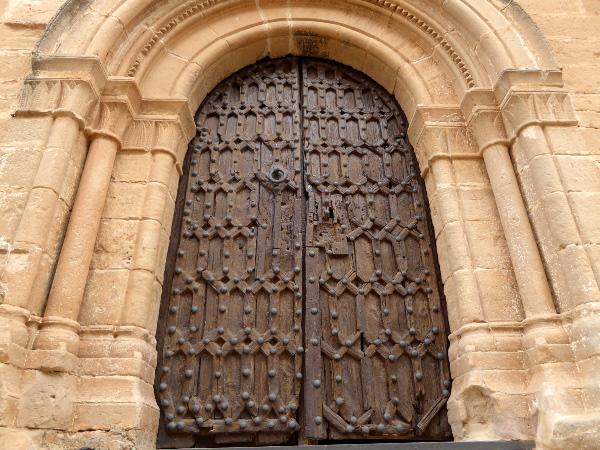 Portal Kirche Torrebesses Freibeuter Reisen