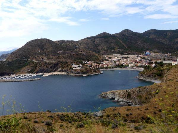 Portbou Küstenweg nach Perpignan Costa Brava Freibeuter Reisen