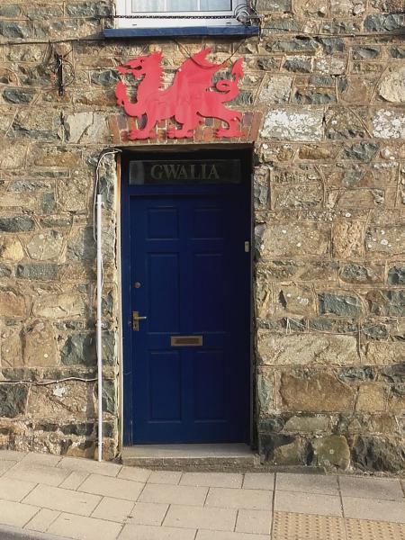 Red Dragon Wales Land und Leute Roter Drachen Freibeuter reisen