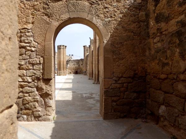 Torrebesses Kirche unfertig freibeuter reisen