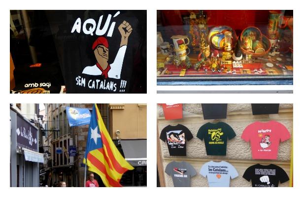 perpignan katalanische Andenken