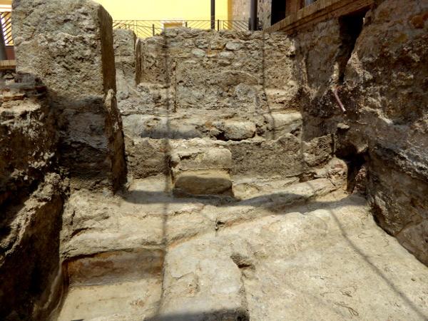 römische Therme Caldes La Selva Freibeuter Reisen