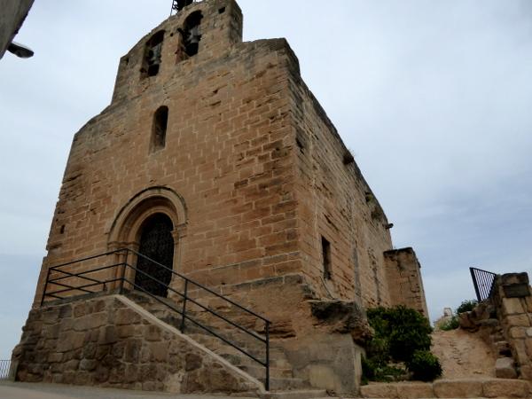 romanische Kirche Torrebesses Freibeuter Reisen