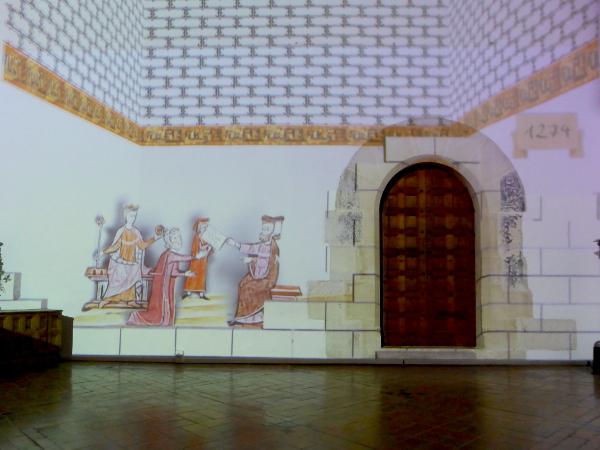 video Geschichte des Palasts der Könige von Mallorca perpignan Freibeuter Reisen