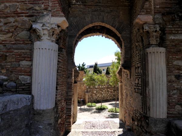 malaga-alcazaba-maurische-festung-freibeuter-reisen