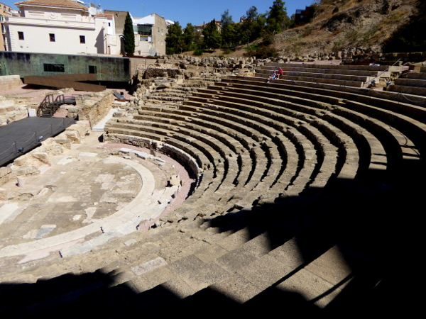malaga-andalusien-roemisches-theater-freibeuter-reisen