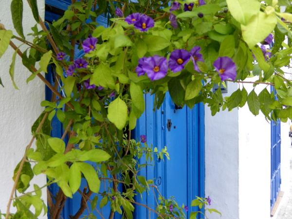 frigiliana-blaue-tuer- Axarquía freibeuter-reisen