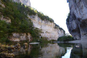 Les Gorges du Tarn - Leben in der Schlucht 11