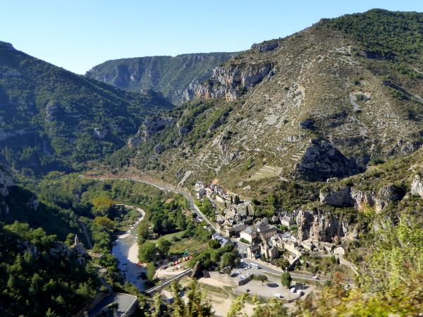 la-malene Gorges du Tarn