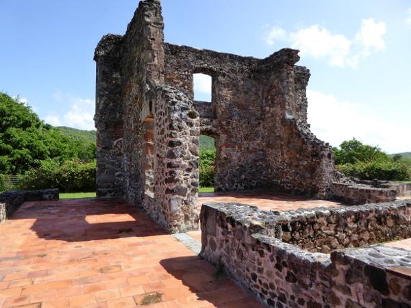 Presqu'île de la Caravelle chateau-habitation-dubuc-martinique-freibeuter-reisen