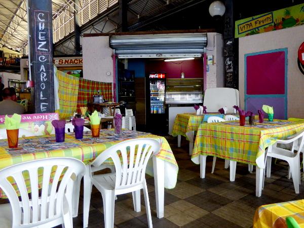 restaurant-markt-chez-carole-fort-de-france-martinique-freibeuter-reisen