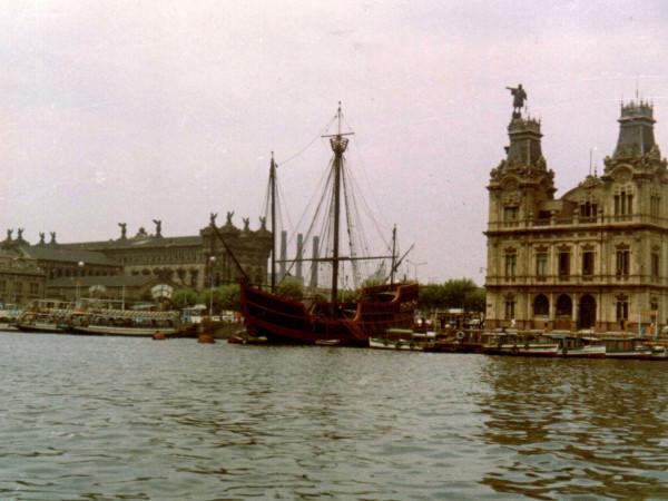 1967-santa-maria-nachbau-columbus-schiff-barcelona-freibeuter-reisen