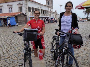Mit dem Rad nach Nazaré : Eine Radtour im Regen 2