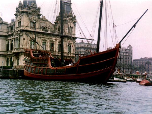 santa-maria-nachbau-columbus-schiff-barcelona-1967-freibeuter-reisen