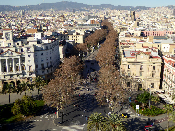 kolumbussaeule-barcelona-rambla-freibeuter-reisen