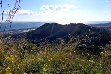 Wandern zum Castell de Burriac - zwischen Meer und Bergen 3