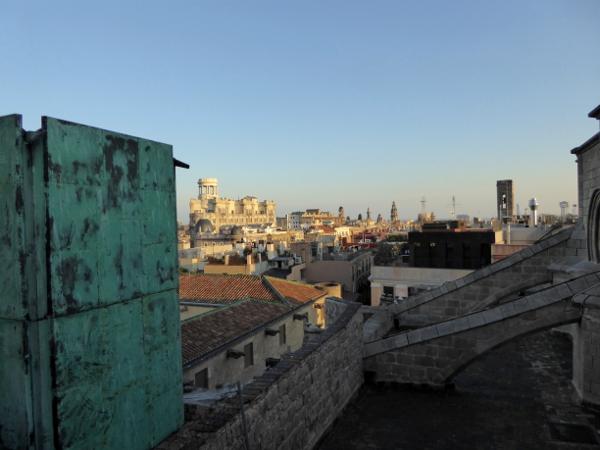 dach-der-kathedrale-barcelona-freibeuter-reisen