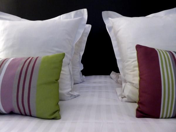 Hotel de Tourny Bordeaux Freibeuter reisen Bett