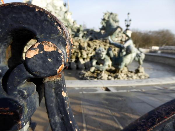 Monument girondins bordeaux freibeuter reisen
