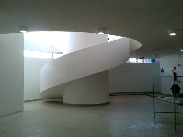 Museo Nacional Brasilia freibeuter reisen Brasilien.