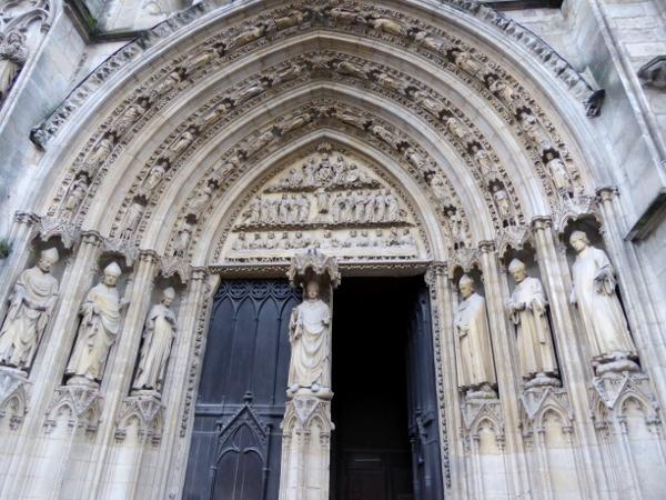 kathedrale Bordeaux freibeuter reisen