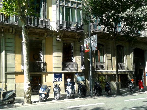 laie cafes barcelona