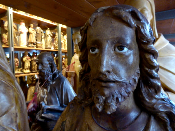 museu sants santos heilige olot freibeuter reisen