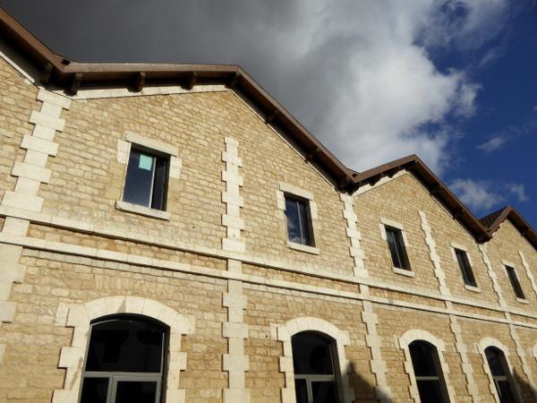 Darwin alte Kaserne Bordeaux Freibeuter reisen
